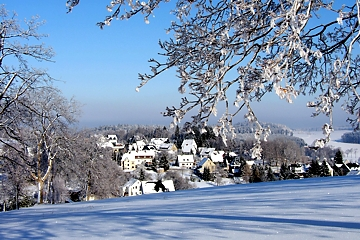 Winter in Wildenthal